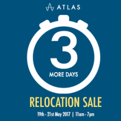 [BOSE] Mark your calendar for our relocation sale!