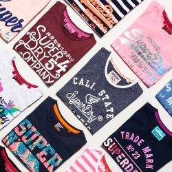 [Superdry] GET GRAPHIC - get 'em tees at 3 for 2 now!