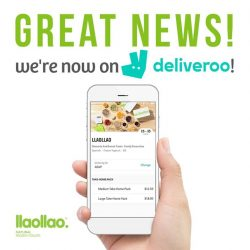 [llaollao Singapore] Save the hassle of queuing and enjoy llaollao from the likes of your home, office or anywhere else!