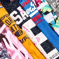 [Superdry] Grab 3 of our iconic graphic tees for the price of 2!