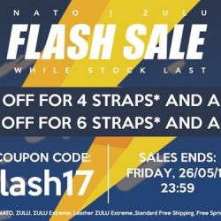 [Gnomon Watches] 48 Hours Flash Sales Starts Now.