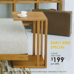 [Scanteak] Side tables go together with our sofas as well as coffee and lazy mornings.