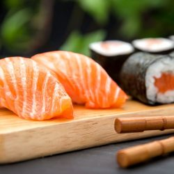 [Four Seasons Organic Market] Making your own sushi?