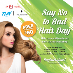 [Metro] Say goodbye to pesky tangles and unwanted frizz!