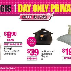 [BHG Singapore] BUGIS PRIVATE SALE  [27 May, Sat till 11pm]🔥HOT BUYS🔥  at Level 3While stocks last