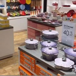 [Le Creuset] A quick walk around our new retail counter at Tangs VivoCity.