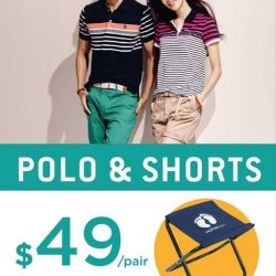 [Hang Ten] Get summer-ready and visit us this weekend to check out our in-store promotions!