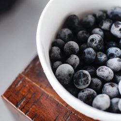 [Electrolux] DidYouKnow freezing blueberries intensifies the nutritional benefits - the ultimate healthy and refreshing snack!