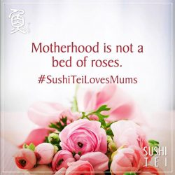 [Sushi Tei] Share your love for Mum and win $50 Sushi Tei Dining Vouchers!