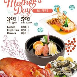 [Peach Garden Chinese Dining] PEACH GARDEN@ HOTEL MIRAMAR❤️Dine with us this Mother's Day Weekend (13&14 May)❤️.