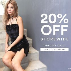 [MDSCollections] Shop SALE before it ends 2359 tonight!