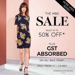 [Marks & Spencer] The M&S Sale continues with more lines added!