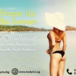 [Body Inc. Integrated Medicine] Lose 2-3kg in 1 week and gain better health.