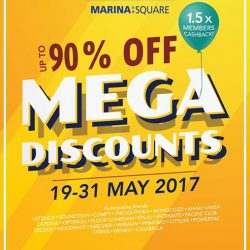 [Home-Fix Singapore] Home-Fix Marina Square Moving-out Sale 19 May to 31 May!