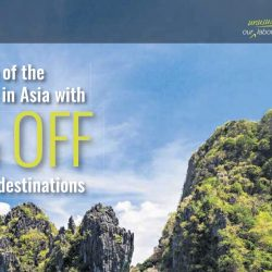 Tigerair: 50% Off Airfares to 37 Destinations for NTUC Members