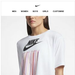 [Nike] Diversify Your Look With Nike International