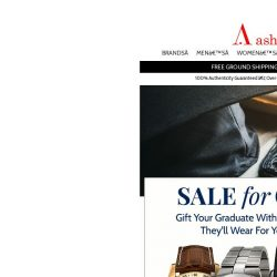 [Ashford] Celebrate Your Graduate With A Lasting Gift At A Great Price