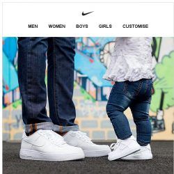 [Nike] Gifts for Father's Day