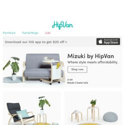 [HipVan] Best prices just for you!✨