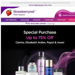 [StrawberryNet] Shop the Stellar Edit. Special Purchase Up to 75% Off