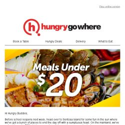 [HungryGoWhere] Mighty meals under $20 this June Holidays: Bangkok Jam, Eat Me & more!