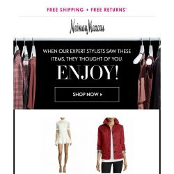 [Neiman Marcus] Attn: You've snagged THIS from Jonathan Simkhai + more