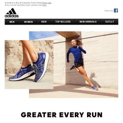 [Adidas] New Ultra Boost X Out Now