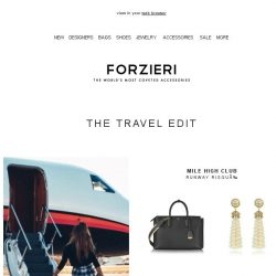 [Forzieri] Not all who wander are lost // Women's edition