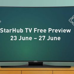 Starhub: FREE Preview of Over 80 Channels During Hari Raya Festive Period