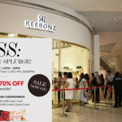 Reebonz: Mega Sale with Up to 70% OFF Balenciaga, Gucci, Prada & More + Additional Up to 7% OFF for UOB Cardmembers!