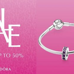 Pandora: Summer Sale with Up to 50% OFF Selected Items