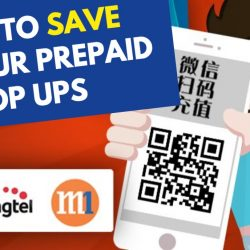 Singapore Life Hacks: Top Up Your Prepaid Cards via WeChat to Save More!