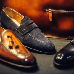 [STRAITS ESTABLISHMENT] Raffles   Westin   FarquharElegantly shaped with calf leather from Italy and France, explore our range of bench made shoes.