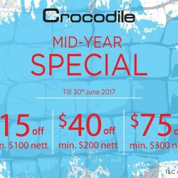 [Crocodile] Hello Fans!