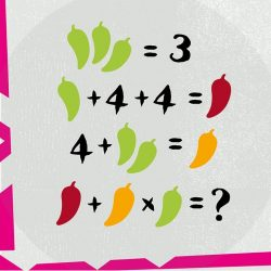 [Nando's] Think you've got what it takes for our second brain teaser?
