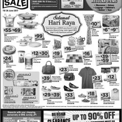[BHG Singapore] Check out our selection of deals this festive occasion and MORE happening in-store!