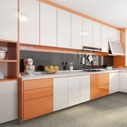 [Elegance Concept] Resale flat kitchen - simple, practical and comfortable!