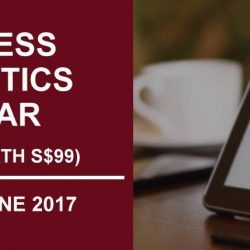 [New Horizon Centre] Create better business solutions by learning business analytics in next week's FREE seminar.
