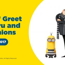 [McDonald's Singapore] Missed your chance to have your picture taken with Gru and the Minions?