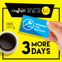 [CHALLENGER MINI] Want a sneak preview of the gadgets going on sale at the Grand Opening of Challenger Bugis Junction - Flagship Store?