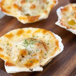 [THE SEAFOOD MARKET PLACE BY SONG FISH] Baked Scallops with CheeseCheese!