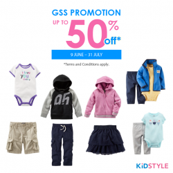 [KidStyleSg] GSS is finally here!
