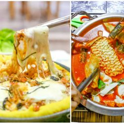 [Kimchi Korean Restaurant] If you haven't already heard, Kimchi Korean Restaurant has launched a new and improved menu to satisfy your tastebuds!