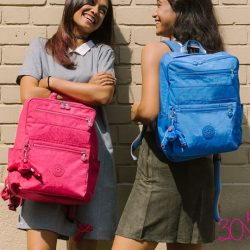 [Kipling] Grab your best friend and twin up with our striking CAITY backpacks.