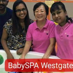 [BabySpa] Presenting to you, our adorable babies from BabySPA Westgate.