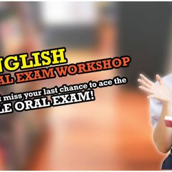 [Mind Stretcher Learning Centre] Final boost for maximum marks in the PSLE English Oral Exams!