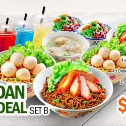 [Encik Tan] Exclusive for this fasting month, Encik Tan's Ramadan Family Deal is specially for our delivery option.