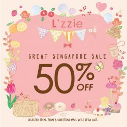 [L'zzie] GSS sale is here!