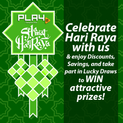[GAME XTREME] Look inside for all our Hari Raya 2017 Promotions!