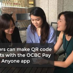 [OCBC ATM] Making an e-payment has never been easier!